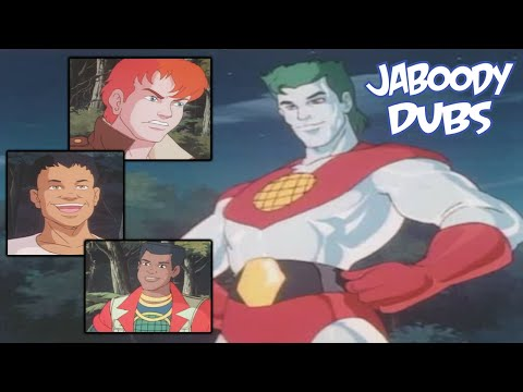 Jaboody Dubs Compilation 4 - Captain Planet Cartoons