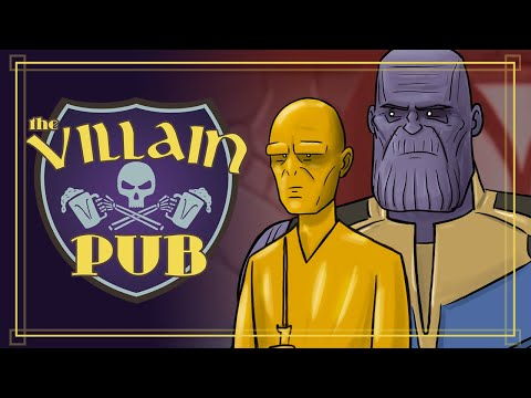 Villain Pub - Best Picture Summary