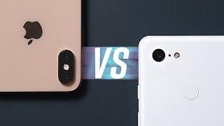 iPhone XS vs Pixel 3: Is Google Still King? (Camera)