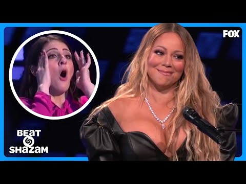 Mariah Carey Arrives To Surprise The Audience | Season 1 Ep. 6 | BEAT SHAZAM
