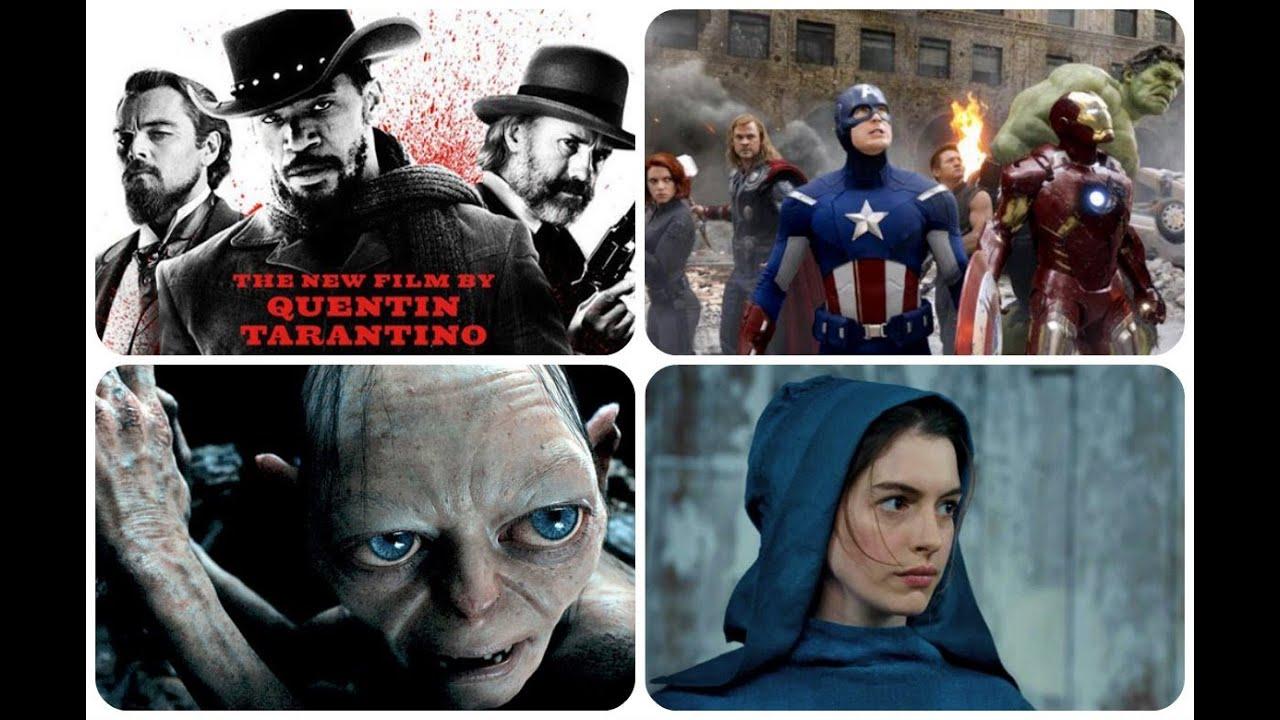 Top 10 Movies Of 2012 - AMC Movie News