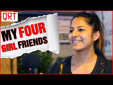 Thumbnail: PHYSICAL RELATIONSHIP Before Marriage (Delhi Girls Comedy) | Relationship Advice | QRT