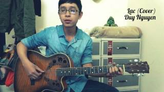 "Lạc (Guitar Acoustic Cover) - Duy ""Teddy"" Nguyễn"