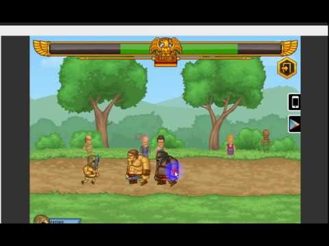 Gods Of Arena Mobile Y8 Games Youtube