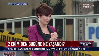 Türkiye'nin Nabzı - 17 Ekim 2018 - (Cemal Kaşıkçı olayı ve Brunson'ın tahliyesi )