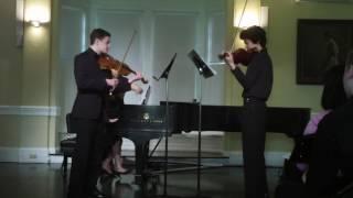 Mini Devil's Waltz for Two Violins and Piano - SiHyun Uhm