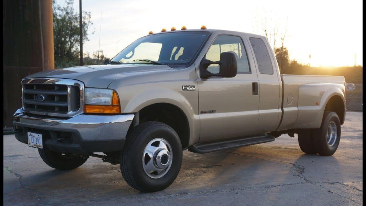 7 3 Diesel For Sale Ford F350 4x4 Dually 54 000 Miles Mint Diesel