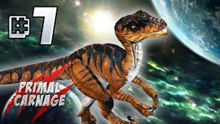 Space Dinosaurs?!?! - Part 7 || Primal Carnage Extinction