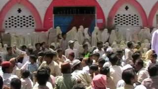 Sukkur bandhani comminiuty Protest against saling the drugs report Imran malik