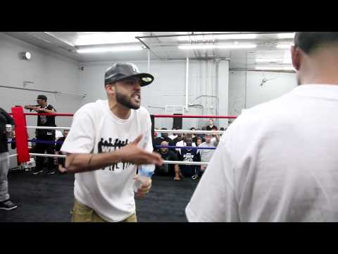 King of the Ring 2: Young Cash vs KREAM