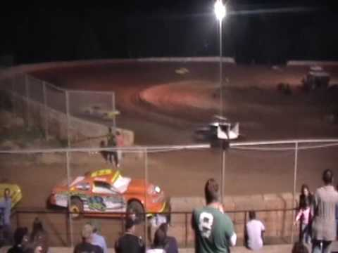 Pure Stock @ Baton Rouge Raceway 3 21 09