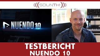 Nuendo 10 - Testbericht