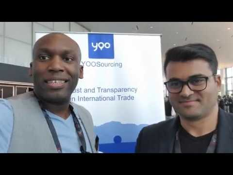 IOHK Summit 2019 - Interview avec Milad Nouri (CEO de Yoo Sourcing)