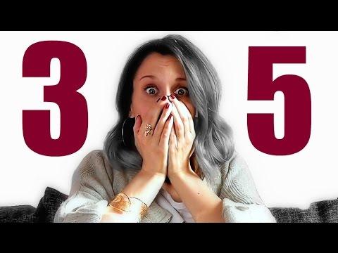HILFE, ich werde 35 !!!