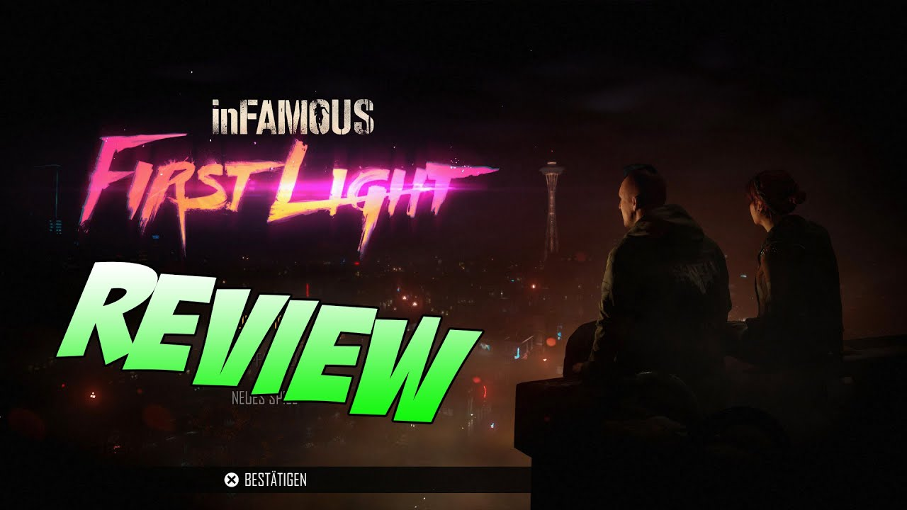 gratis ps plus spiel januar 2015 infamous first light. Black Bedroom Furniture Sets. Home Design Ideas