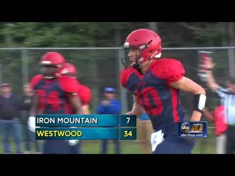 Friday Night Frenzy highlights and scores 8/31/18
