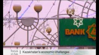 Kasachstans wirtschaftliche Herausforderungen