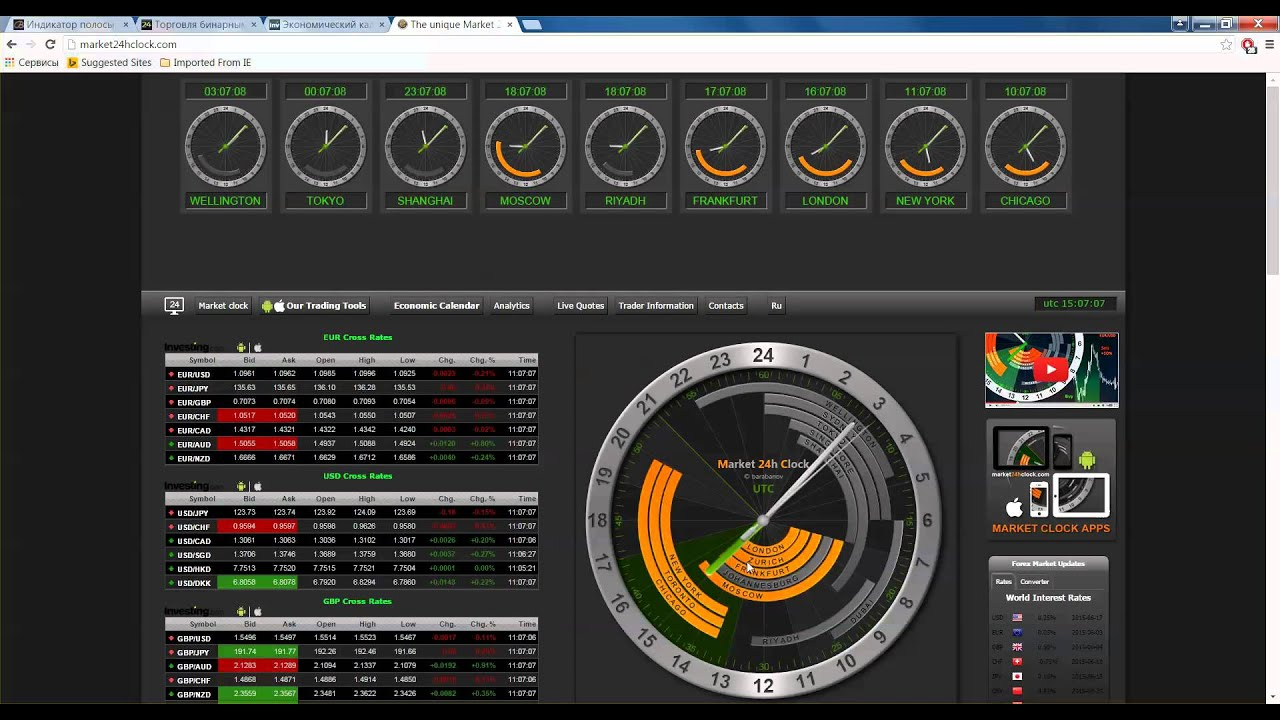 Торговая статистика бирж криптовалют-4