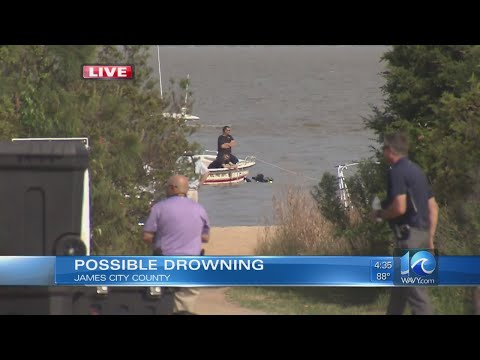 Recovery search underway for man who went underwater at College Creek in JCC