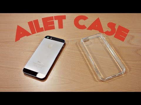 ailet-clear-minimalist-iphone-5/5s-case-review