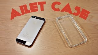 Ailet Clear Minimalist iPhone 5/5s Case Review