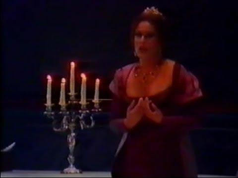 Kiri Te Kanawa - Tosca - Paris Opera 1982
