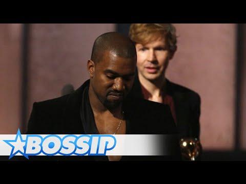 Kanye West Slams Beck At GRAMMYs, Says Beyoncé Should've Won | BOSSIP