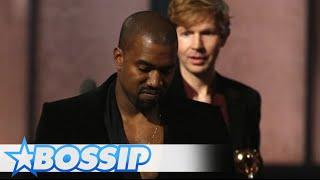 Kanye West Slams Beck At GRAMMYs, Says Beyoncé Should