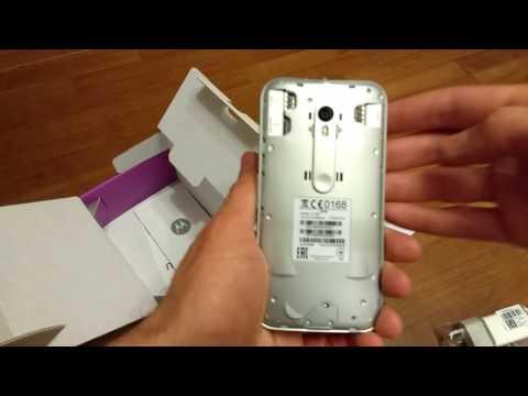 ROZETKA | Motorola MOTO G (XT1550) White  Цена, купить
