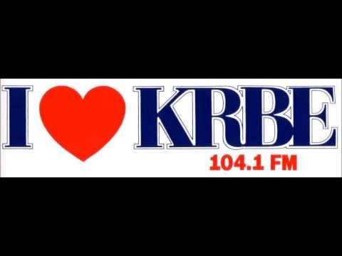 "104 KRBE Houston - ""Hottest Hits"" (1985)"