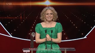 Kellie Bright wins Best Dramatic Performance and Best Actress