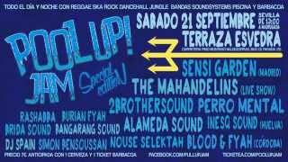 Blood & Fyah Sound // Pool Up! Jam // Sab 21 Sep // Sevilla