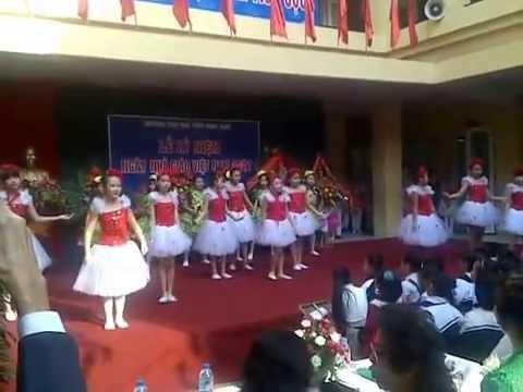 20-11 Trường Tiểu Học Trần Nhật Duật HK Hanoi