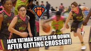 Kid Gets CROSSED, Then SHUTS THE GYM DOWN!! | Jack Tatman Shows HEART & PERSISTENCE thumbnail