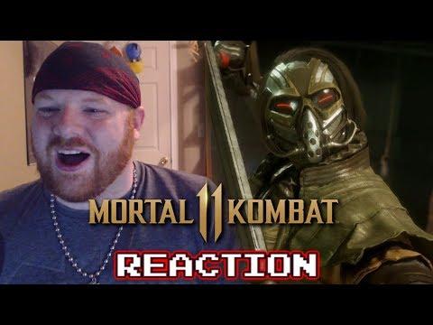 Krimson KB Reacts: Kabal MK 11 Reveal