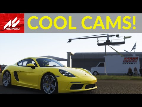 The Top Cool Cams In Assetto Corsa