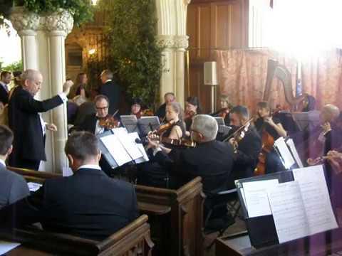 WSQ Chamber Orchestra - Wedding September 2017