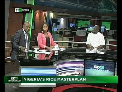 Nigeria's Rice Masterplan