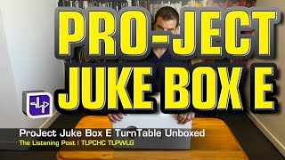 ProJect Juke Box E Bluetooth Turntable | The Listening Post | TLPCHC TLPWLG