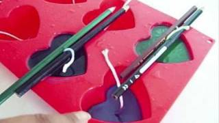 19. Manualidades: Como hacer Velas (Reciclaje) Ecobrisa❤