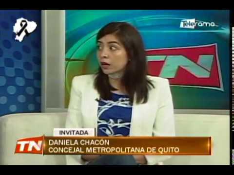 Daniela Chacón