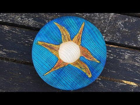 Mutant Starfish Fossil Bowl