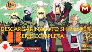 Descargar Naruto Shippuden Serie Completa Por Mega