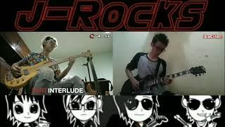 Solo part) feat wima j-rocks ...