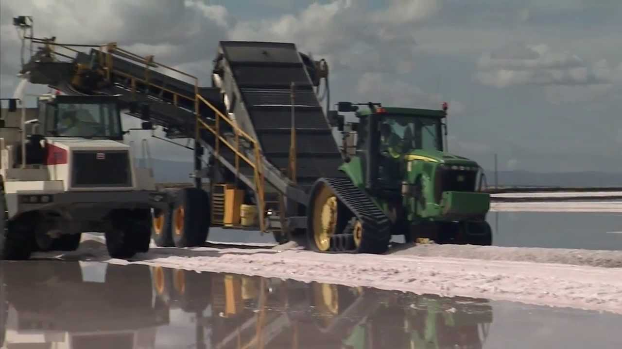 Salt Harvest America 39 S Heartland Youtube