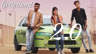 Girlfriend 2 0 Hindi Rap Song Soraf King D Crazy Himansi