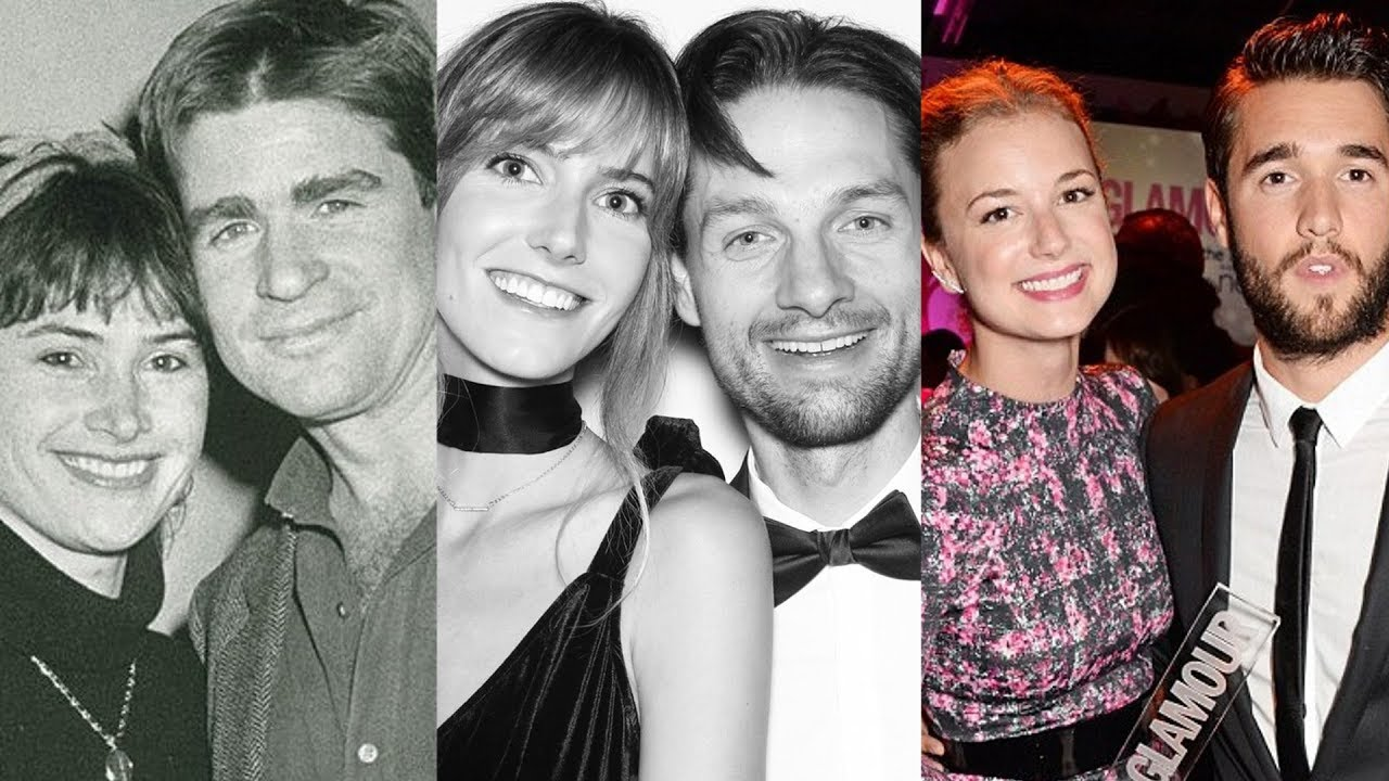 Everwood ... and their real life partners