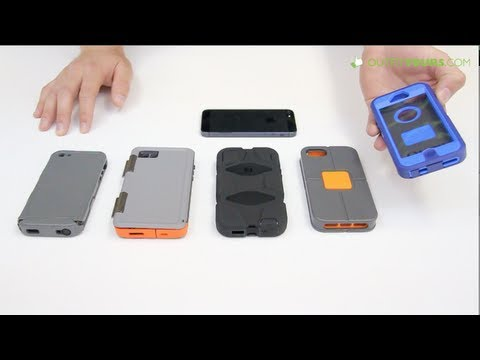 Top 5 Best Protective Iphone 5s Cases Review Otterbox Griffin Incipio Incase