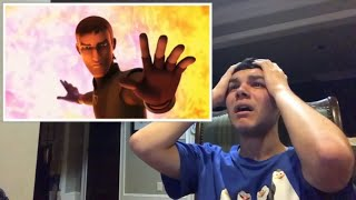 """Bmanlegoboy reacts to The Death of Caleb Dume 