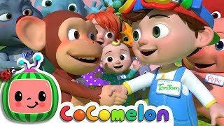 My Name Song | CoCoMelon Nursery Rhymes & Kids Songs thumbnail